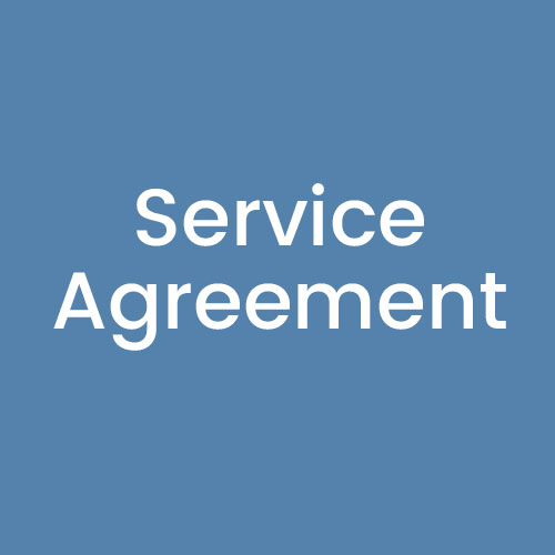 service agreement