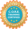 C.O.R.E. Training Certified